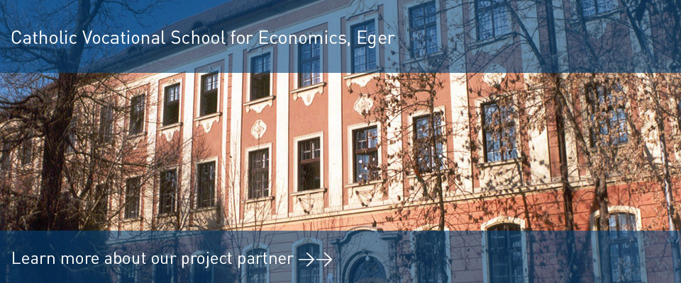 Catholic Vocational School for Economics, Eger